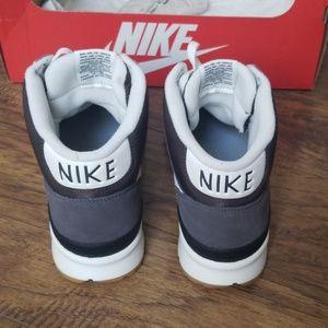Nike Shoes - Nike Acorra Suede Sneakerboots Women's  SIZE 9.5